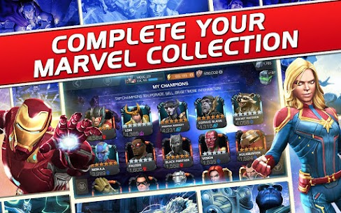 Marvel Contest of Champions MOD (unlimited Units) 3
