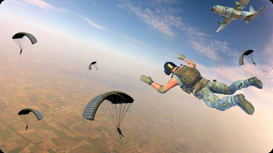 Real Commando Fps Secret Mission Shooting Mod Apk (God Mode) 2