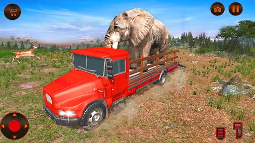 Wild Animals Transport Simulator:Animal Rescue Sim 1.0.24 Screenshots 4