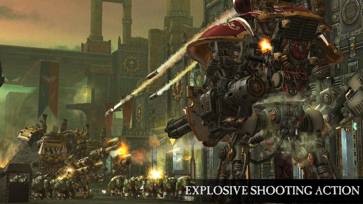 Warhammer 40.000 Freeblade GiftCode 5.7.0 2
