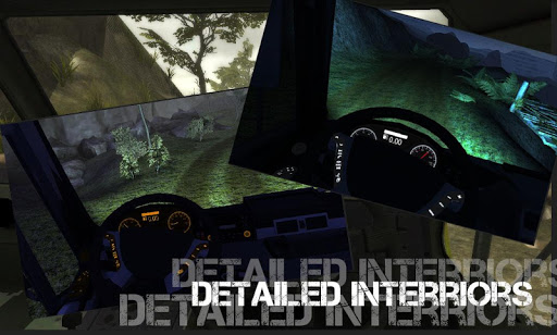 Truck Simulator : Offroad 1.2.2 screenshots 2