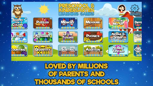Preschool and Kindergarten Learning Games 6.5 screenshots 9