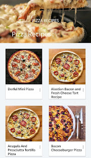 Pizza Recipes Offline