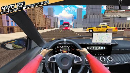 Taxi Simulator 2020  screenshots 4