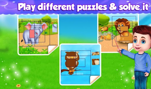 Toddlers 123 Number And Puzzle Songs And Rhymes Screenshot