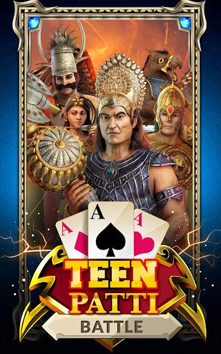 Card Royale: Teen Patti Battle  screenshots 1