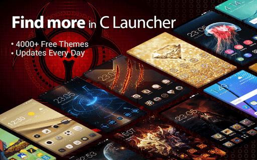 Sharingan Theme: Cool launcher Rasengan Wallpaper 4.0.11 Screenshots 6