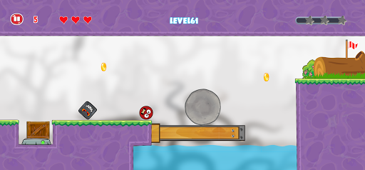 Plants Ball Volume 5 : Ball Adventure Game 1.18 screenshots 5