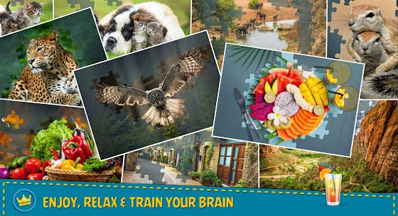 Free Jigsaw Puzzle Crown – Classic Jigsaw Puzzles Apk Download 2021 2