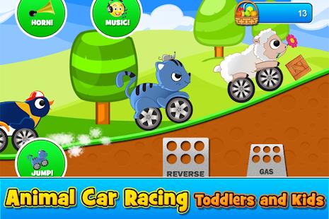 Animal Cars Kids Racing Game 1.6.5 Screenshots 1