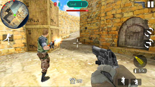 Gun Shoot War v 8.2 Мод (Unlimited gold coins) 5