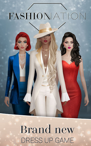 Fashion Nation: Style & Fame apkslow screenshots 6