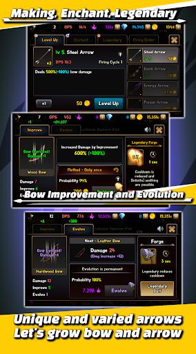 Grow Idle Archer 3.1.8 screenshots 2