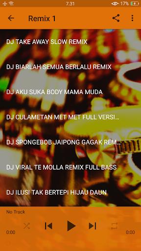 DJ Remix Full Bass Lengkap MP3  screenshots 2