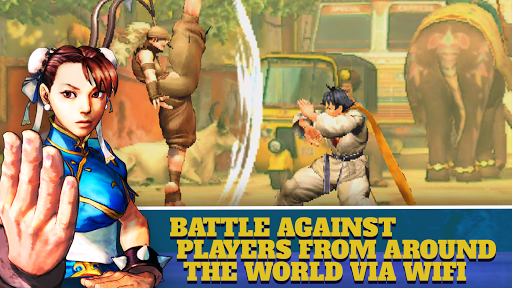 Street Fighter IV Champion Edition goodtube screenshots 3