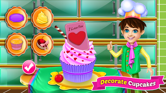 Baking Cupcakes - Cooking Game screenshots 3