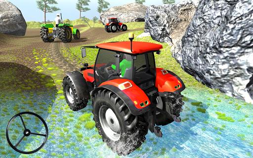 Tractor Racing Simulator Free Racing Game 2020 Apkfinish screenshots 3