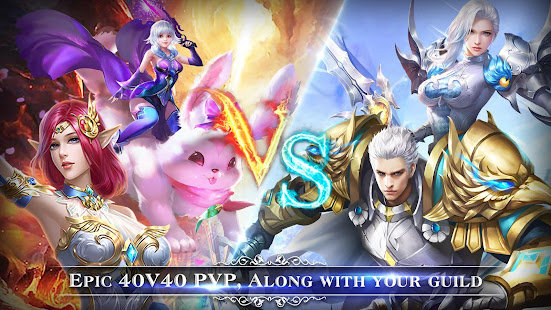 Legacy of Destiny - Most fair and romantic MMORPG apk