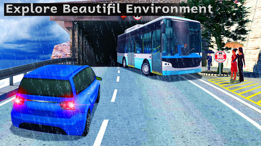 Ultimate Coach Bus Simulator 2019: Mountain Drive  screenshots 3