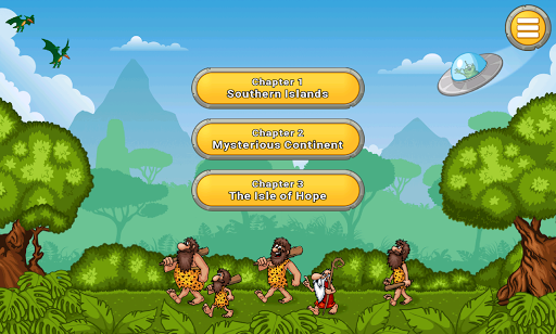 In Ancient Times : Stone Age Legends  screenshots 9