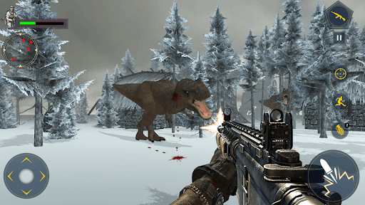 Deadly Shores Dinosaur Hunting 2019: New Sniper 3D  Screenshots 5