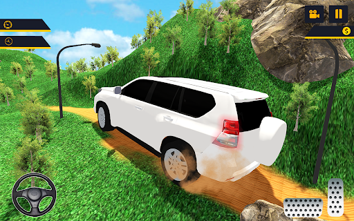 Real Prado Car Games 2020 : Cruiser Car Games 2021 android2mod screenshots 18