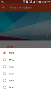 Audio Converter (MP3, AAC, WMA, OGG) – MP3 Cutter MOD APK 2