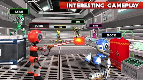مستقبلية وحوش روبوت عصابة الحرة: لعبة قتال الحزب 1