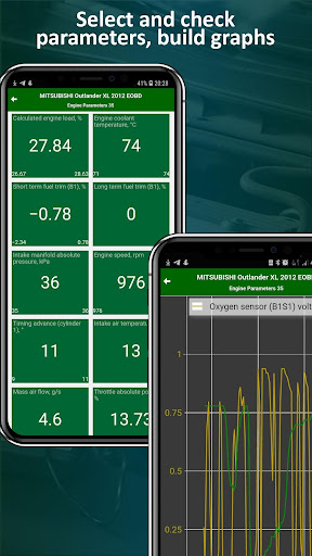 MotorData OBD Car Diagnostics. ELM OBD2 scanner 1.20.12.781 Screenshots 6