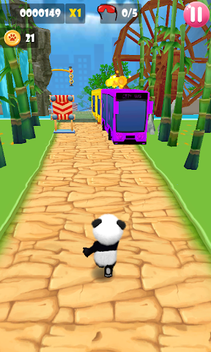 Panda Run apkpoly screenshots 8