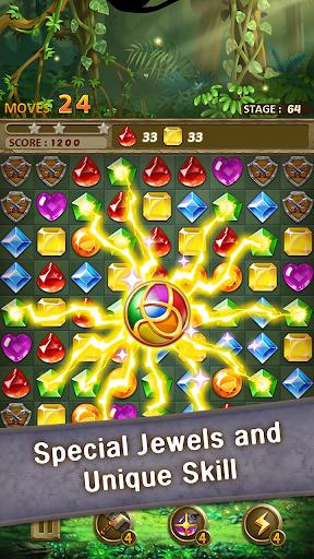 Jewels Jungle : Match 3 Puzzle apktram screenshots 20