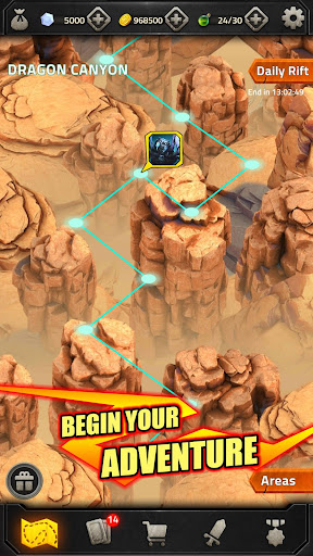 Heroes of Elements: Match 3 RPG Puzzles Battle 1.1.38 screenshots 5