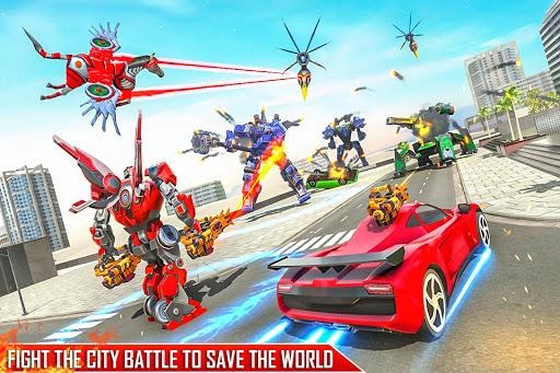 Horse Robot Games - Transform Robot Car Game 1.2.3 screenshots 20
