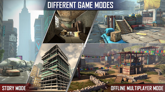 Battleops - campaign mode game Mod Apk