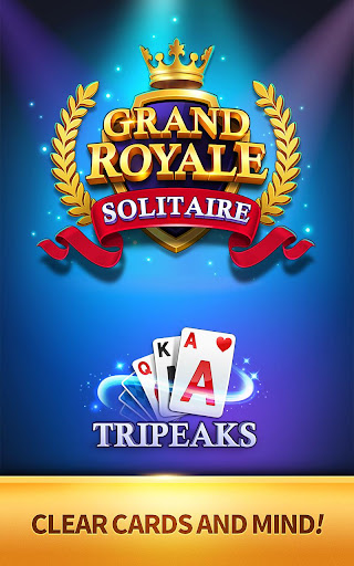 Solitaire TriPeaks : Solitaire Grand Royale android2mod screenshots 16