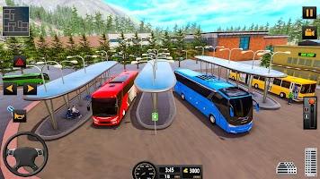 City Coach Bus Driving Simulator: Free Bus Game 21