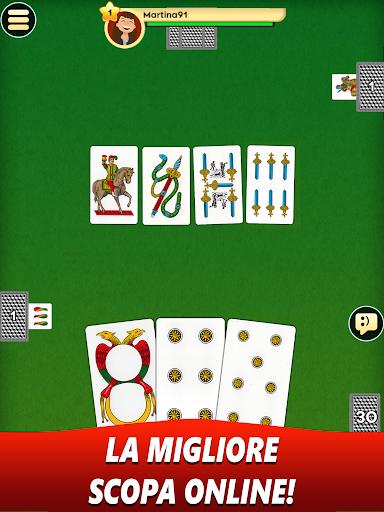 Scopa Online - Gioco di Carte 41.0 Screenshots 5