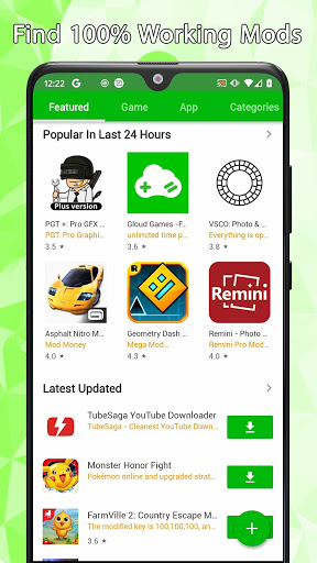 New HappyMod alternative App for All Mod and Apps hack tool