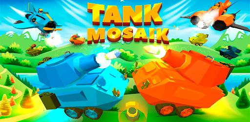 Animated puzzles tank  screenshots 1
