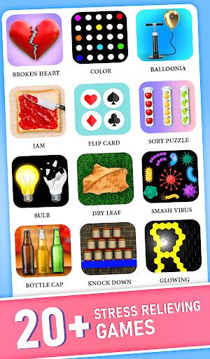 Stress Management app - Best Satisfying Antistress apkpoly screenshots 11