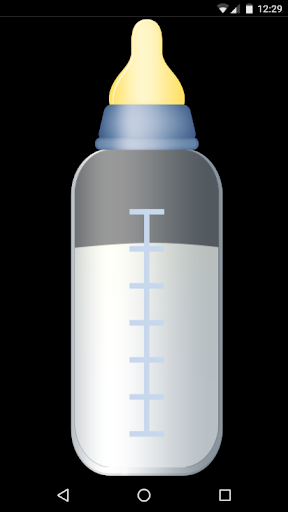 virtual bottle milk drinking  apktcs 1