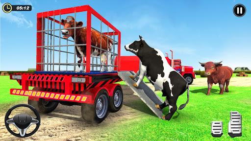 Farm Animal Transport Truck Simulator Driver 2020 2.7 Screenshots 1