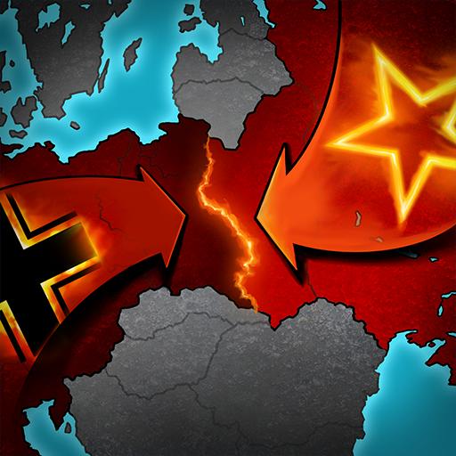WW2 Sandbox Tactics-turn based strategy war games
