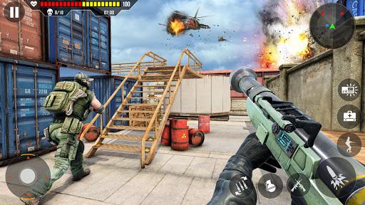 Encounter Cover Hunter 3v3 Team Battle 1.6 Screenshots 1