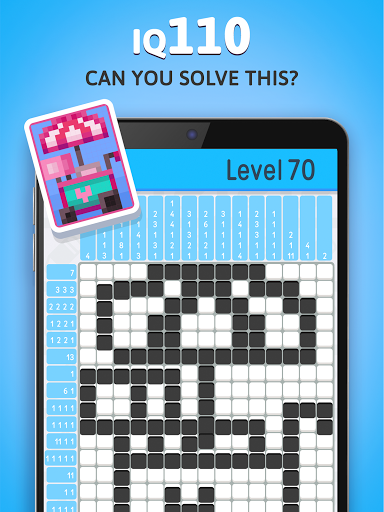Nonogram - Logic Pic Puzzle - Picture Cross screenshots 9