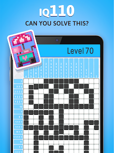 Nonogram – Logic Pic Puzzle – Picture Cross Apk Mod + OBB/Data for Android. 10