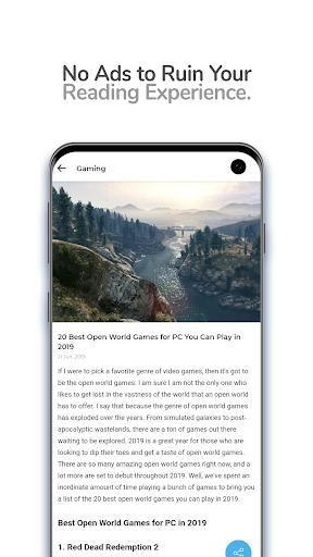 Beebom - Instant Tech News 3.1.14 Screenshots 4