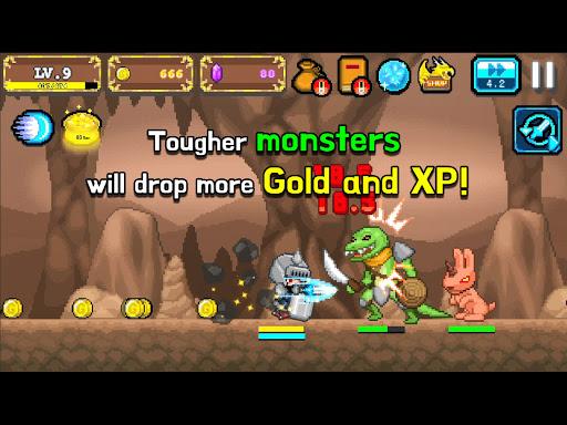 Tap Knight : Dragon's Attack  screenshots 12
