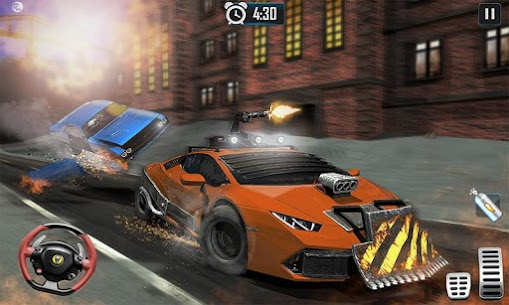 Furious Death Car Snow Racing: Armored Cars Battle Hack Online (Android iOS) 5