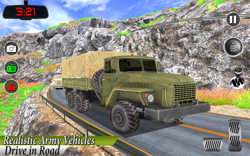 Mountain Truck Simulator: Truck Games 2020  screenshots 12